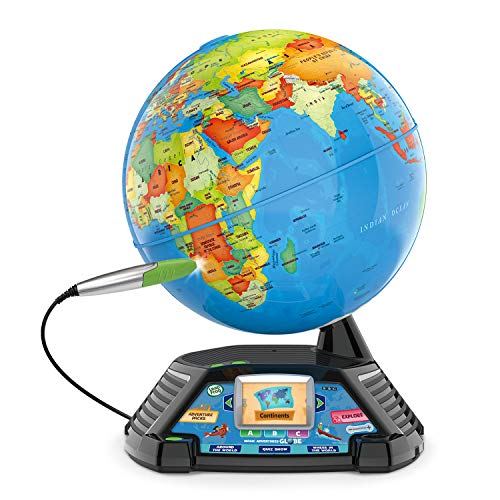 Product Image of the LeapFrog Magic Adventures Globe (Frustration Free Packaging)
