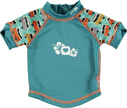 Close Pop-in 50123677 UV-beschermend shirt 50 Plus, large, campervan blauw
