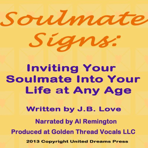 Soulmate Signs audiobook cover art