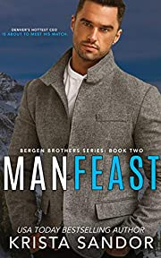 Man Feast (Bergen Brothers Book 2)