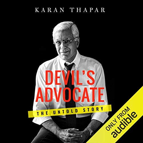 Devil's Advocate cover art