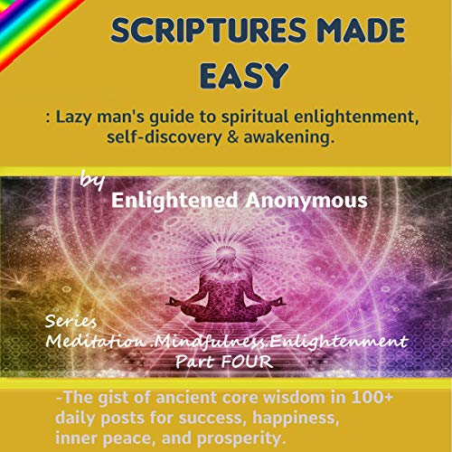 『Scriptures Made Easy』のカバーアート