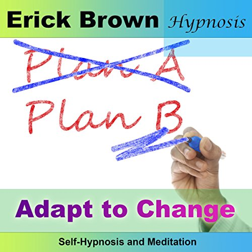Adapt to Change audiobook cover art