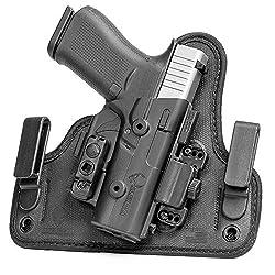 powerful Hip Belt Shape Change-Glock 26 Holster-Right Hand-Standard Clip