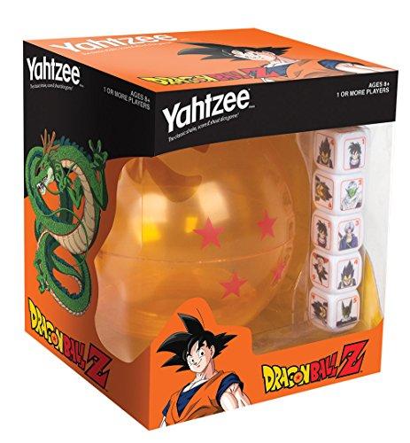 USAopoly Dragon Ball-Z Yahtzee Juego De Mesa