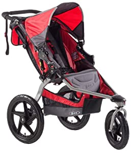 bcd51c944c BOB Stroller Strides Single Fitness Stroller