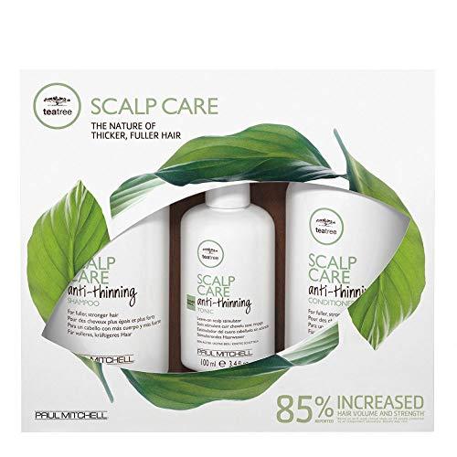 Tea Tree Scalp Care Anti-Thinning Shampoo & Conditioner Set