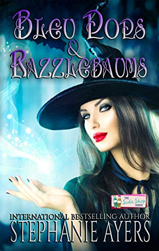 Bleu Pops & Razzlebaums: A Soda Shop Series Novella (Soda Shop Series books from Crazy Ink) by [Stephanie Ayers]