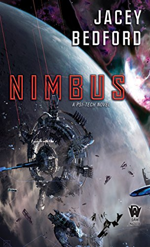 Nimbus (A Psi-Tech Novel Book 3) (English Edition)