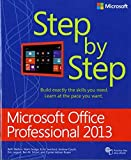 [Microsoft Office Professional 2013 Step by Step (Step by Step (Microsoft))] [Beth Melton] [June, 2013]