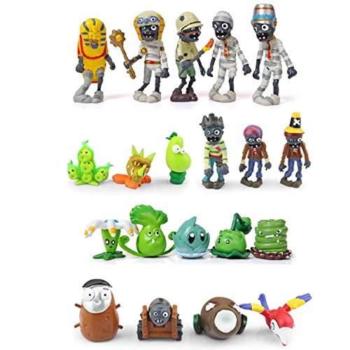 20 Pz / Set Pvz Plants Vs Zombies 2 It'S About Time Mini Pvc Action Figure Collection Toys Dolls 8Cm