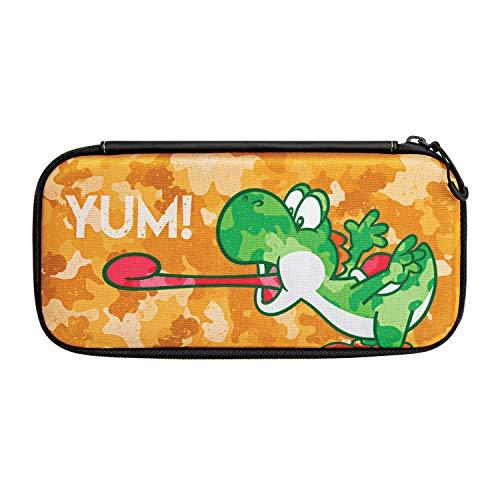 Super Mario Nintendo Switch Yoshi Camo Travel Case