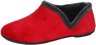 KOKIS 2850 BABUCHAS Abotinadas Mujer Zapatillas CASA