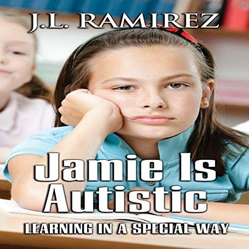 Jamie Is Autistic audiobook cover art
