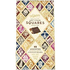 18 Assorted Chocolate Squares