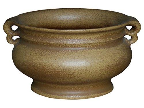 K & K plantenbak Capella 60x37 cm antiek van vorstbestendig aardewerk keramiek (5 jaar garantie)