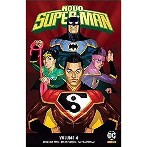 Novo Super-man Vol. 4