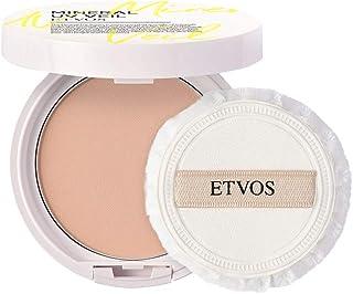 ETVOS(エトヴォス) ミネラルUVベール 2021 UVパウダー UVフェイスパウダー UV対策 日焼け止め 敏感肌 無添加 低刺激 紫外線吸収剤不使用 ノンケミカル マット 毛穴カバー