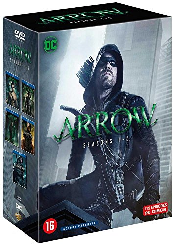 Arrow - Seizoen 1-5 (1 DVD)