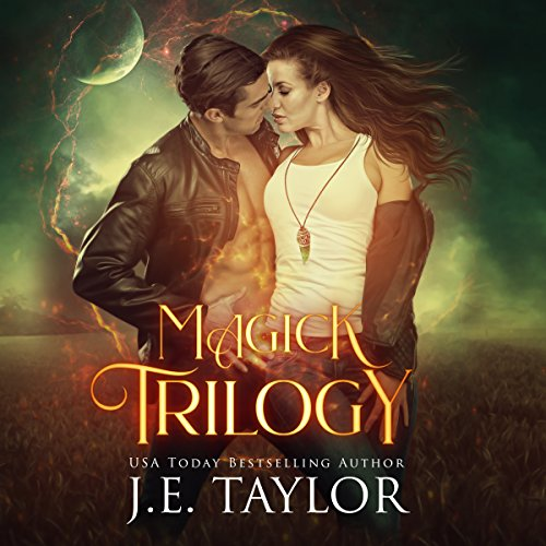 Magick Trilogy audiobook cover art