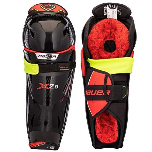 Bauer Eishockey-Schienbeinschoner S20 Vapor X2.9 Senior, 38 cm