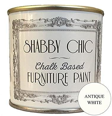 Foto di Mobili Colore, Stile Shabby Chic, colore: bianco anticato, 125ML
