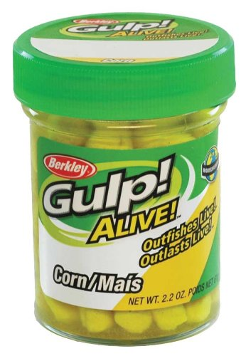 Gulp! Alive! Corn