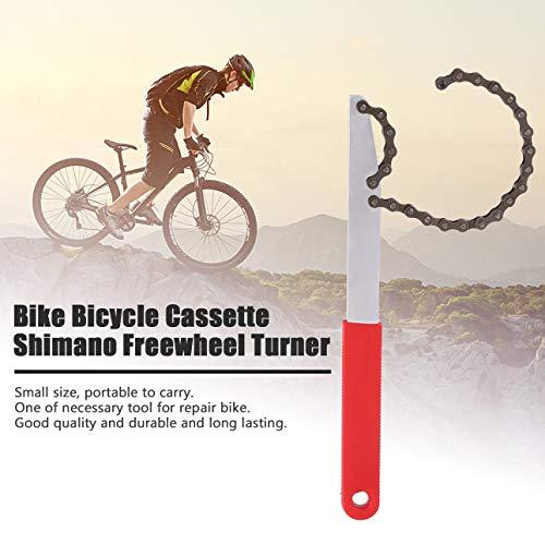 Ballylelly Profesional Durable Casco de Bicicleta de Bicicleta de Acero Shimano Freewheel...