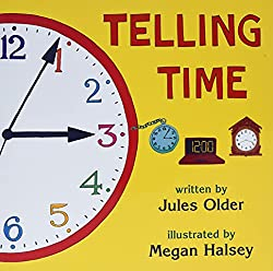 telling time book to use when teaching