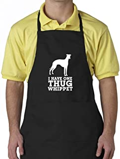 """Eddany I have one thug Whippet Apron 24"""" wide by 30"""" long."""