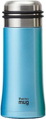 thermo mug(サーモマグ) スマートボトル S MIZU(ライトブルー)