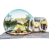 DNYSYSJ 3m Bubble Tent, Inflatable Bubble Tent Garden Tent for Trade Shows Advertising...