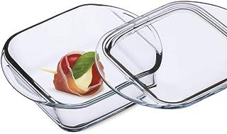 Simax Glassware Simax mini oval dish 0.35L, one size, clear
