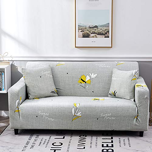 Modedruck-Sofabezug Im Europäischen Stil, Rutschfester, Falten- Und Kratzfester Sofastuhlbezug, Gute Fleckenbeständigkeit, Sauberes Sofatuch, Schutzsofakissen, Schlafzimmerstudie