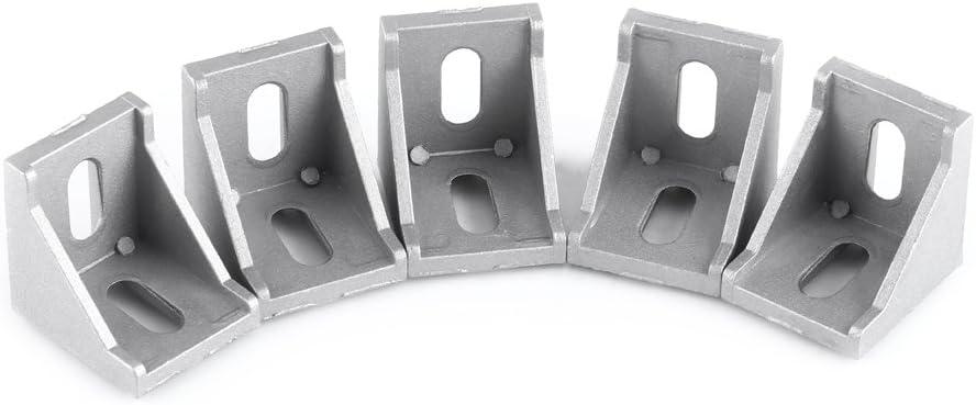 Inside Corner Bracket 5pcs Aluminum Shape Alloy Bracke Max 72% Bombing free shipping OFF L