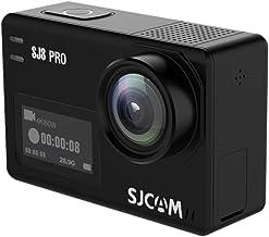 SJCAM SJ8 Pro 4k Action Camera WiFi Digital Ultra Full HD with Touchscreen 60fps EIS Stabilized Raw Image 1200mAh Battery ...