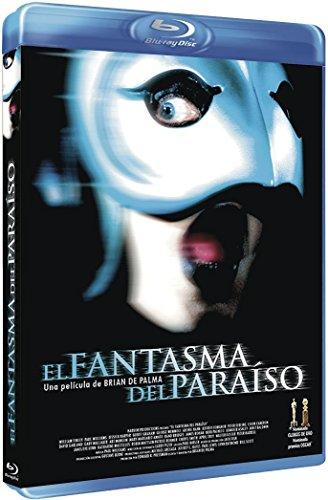 El fantasma del paraíso [Blu-ray]