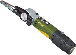 Proxxon 29810 29 810 schuurmachine/bandschuurmachine BS/A en 4 schuurbanden, Li-ion accu en snellader, hoofdbehuizing van ...