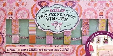 Sugar Lulu Picture Perfect Pin-Ups Paisley, Pink