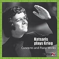 Katsaris Plays Grieg: Concer
