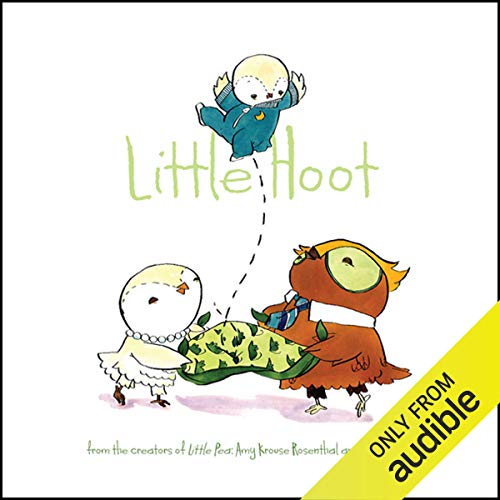 Page de couverture de Little Hoot