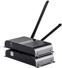 Monoprice BitPath AV Wireless VGA Transmitter & Receiver Kit, 200m