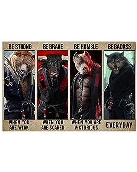 jiu jitsu posters