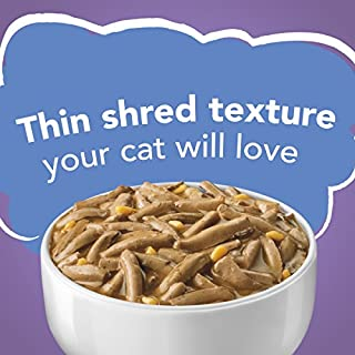 اسعار Purina Friskies Shreds Wet Cat Food - (24) 5.5 oz. Cans