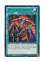遊戯王 英語版 LCJW-EN241 A Deal with Dark Ruler デーモンとの駆け引き (レア) 1st Edition