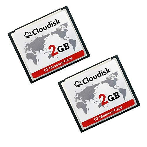 Cloudisk - Tarjeta de memoria flash compacta CF para cámara réflex digital