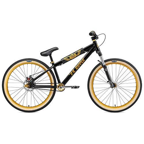 SE Bikes Dj Ripper 26R Intl BMX Bike (33cm, Black)
