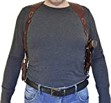 XCH Two-Shouldered Holster with Magazine Pouch for Sig...