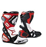 Forma FORV220-1040 Ice Pro Stivali Moto, Rosso, 40