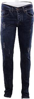 One Way Denim Slim Fit Jeans For Men - Denim